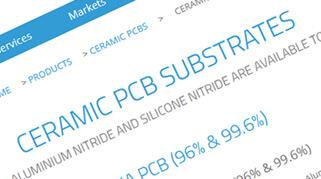 Ceramic PCB Substrates