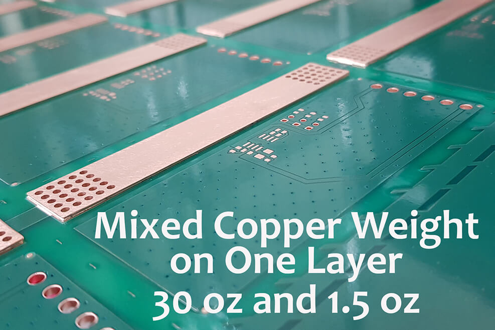 Extreme Heavy Copper PCBs