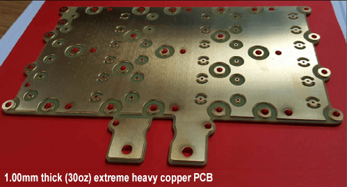 Extreme Heavy Copper PCB