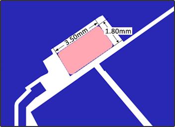 Max Pedestal Size