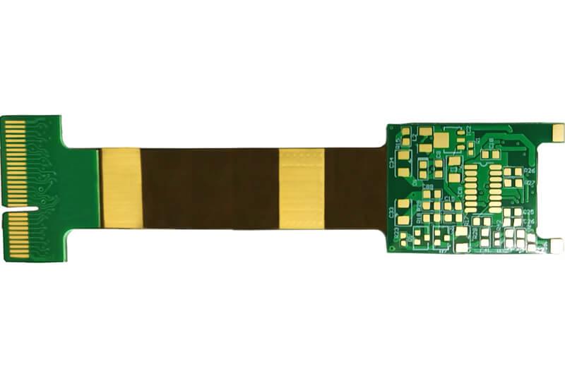 Flex Board and Rigid Circuit